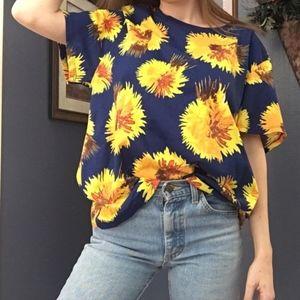 Monki Dandelion T-shirt